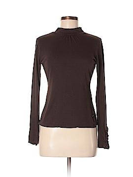 AK Anne Klein Long Sleeve T-Shirt Size M
