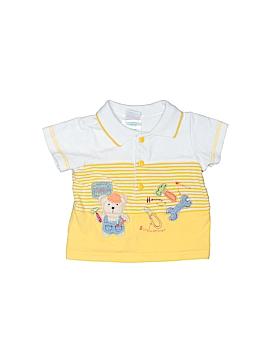 Baby Okie Dokie Short Sleeve Polo Size 3-6 mo