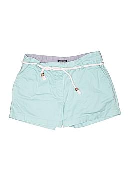British Khaki Khaki Shorts Size 6