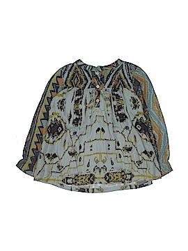 Antik Batik Long Sleeve Blouse Size 8