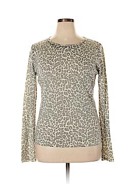 Garnet Hill Wool Pullover Sweater Size XL