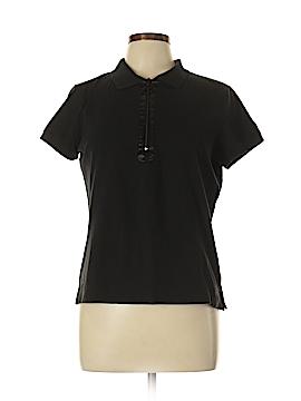 Liz Claiborne Golf Short Sleeve Polo Size L