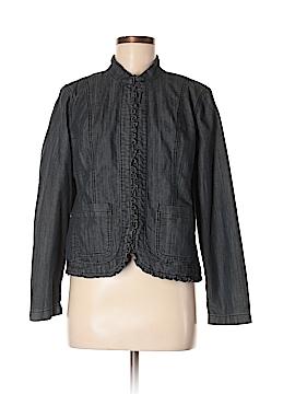 Baccini Denim Jacket Size XL (Petite)