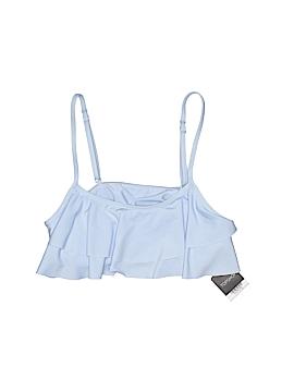 Topshop Swimsuit Top Size 2