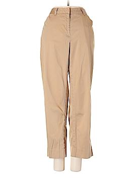Jones New York Signature Khakis Size 4