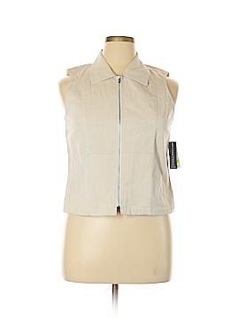 Rafaella Vest Size 14 (Petite)
