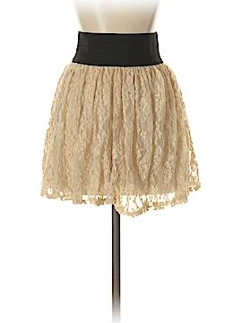 Banana Lemon Casual Skirt Size S