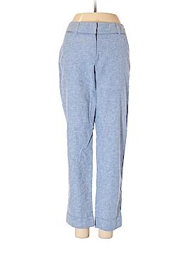 7th Avenue Design Studio New York & Company Linen Pants Size 0 (Tall)