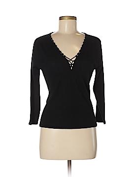 Elie Tahari Wool Pullover Sweater Size M