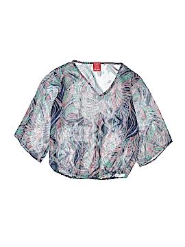 Ella Moss 3/4 Sleeve Blouse Size 7 - 8