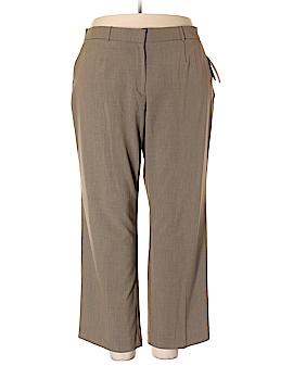 Napa Valley Dress Pants Size 22 W (Plus)