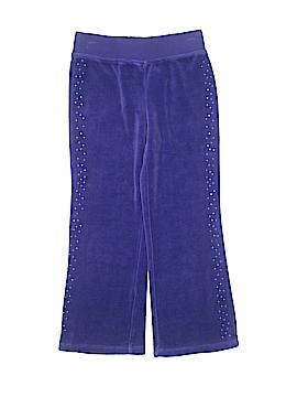 Okie Dokie Velour Pants Size 5
