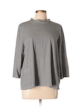 Purejill 3/4 Sleeve T-Shirt Size XL