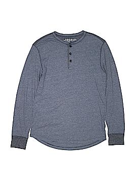 Gap Long Sleeve Henley Size X-Large (Youth)
