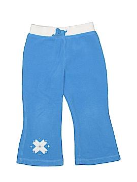 Lands' End Fleece Pants Size 2T