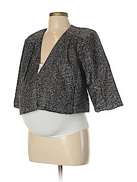Everly Grey Blazer Size L (Maternity)