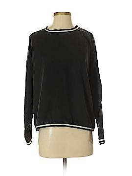 Ganni Long Sleeve Blouse Size S