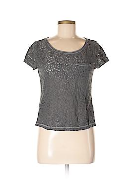 Hollister Short Sleeve Blouse Size M