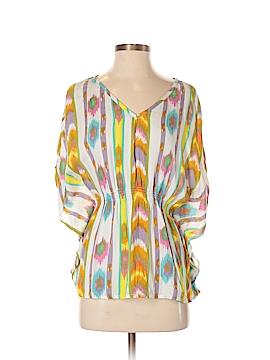 Subtle Luxury Short Sleeve Top Size XS