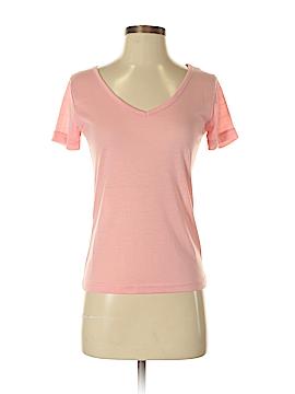 Boohoo Boutique Short Sleeve T-Shirt Size 2