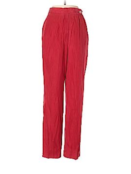 Perry Ellis Silk Pants Size 4