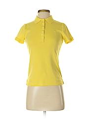 Lauren by Ralph Lauren Women Short Sleeve Polo Size S (Petite)