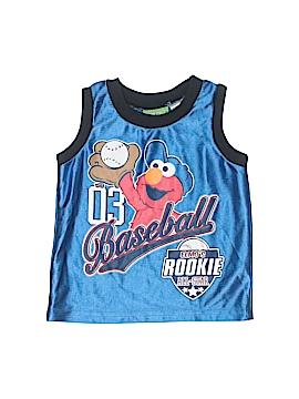 Sesame Street Sleeveless Jersey Size 18 mo