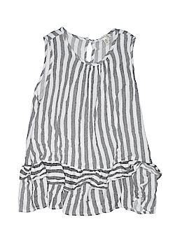 Monteau Girl Sleeveless Blouse Size X-Large (Youth)