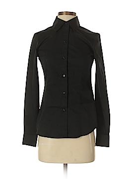 New Balance Long Sleeve Button-Down Shirt Size XS