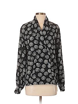 Liz Claiborne Long Sleeve Blouse Size 4