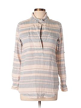 Lou & Grey 3/4 Sleeve Blouse Size XS