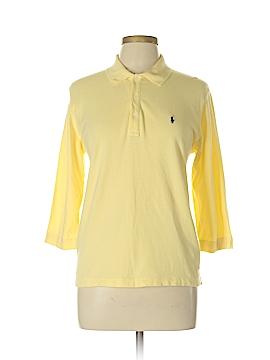 Ralph Lauren Sport 3/4 Sleeve Polo Size L