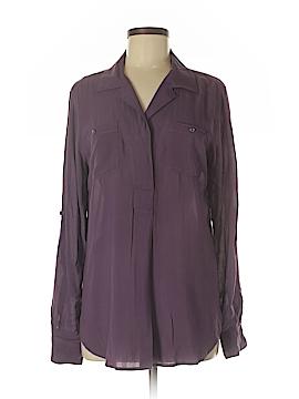 Sandra Ingrish Long Sleeve Blouse Size M