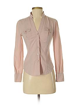 Armani Exchange Long Sleeve Button-Down Shirt Size XS