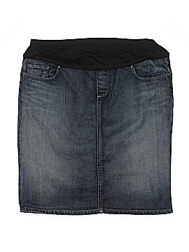 Paige - Maternity Denim Skirt 33 Waist (Maternity)