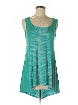 Green Dragon Sleeveless T-Shirt Size XS