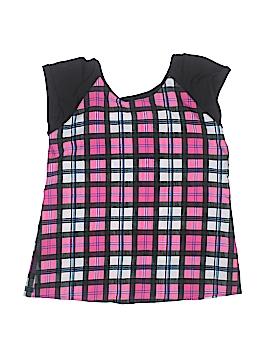 Jessica Simpson Short Sleeve Blouse Size L (Kids)