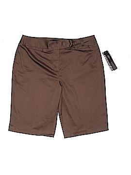 Dana Buchman Khaki Shorts Size 10