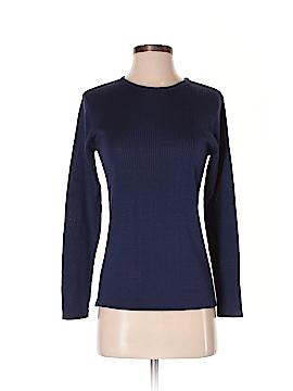 August Silk Silk Pullover Sweater Size P (Petite)