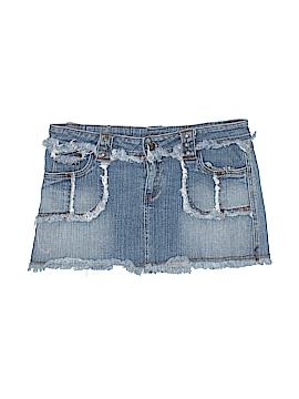 Younique Denim Skirt Size 9