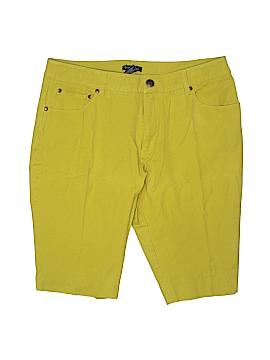 E39 By Eric Khaki Shorts Size 14