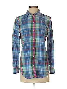 J. Crew Long Sleeve Button-Down Shirt Size S
