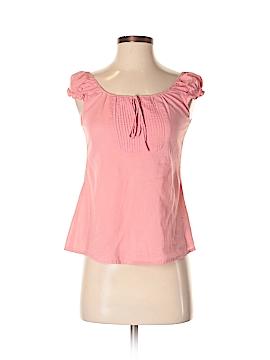 Novica Short Sleeve Blouse Size S