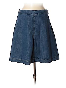 Gap Denim Skirt 29 Waist