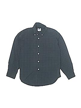 Gap Long Sleeve Button-Down Shirt Size 7 - 8