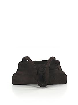 Banana Republic Leather Shoulder Bag One Size