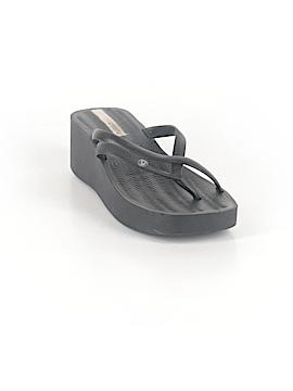 Grendha Flip Flops Size 8