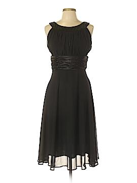 Connected Apparel Cocktail Dress Size 10 (Petite)