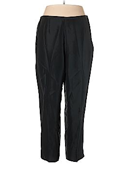 George Silk Pants Size 16