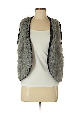 Ariat Faux Fur Vest Size M